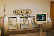 Monoplace Hyperbaric Therapy chamber BLKS-303MK
