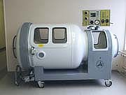 Monoplace hyperbaric oxygen treatment chamber BLKS-307-Khrunichev
