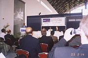 International Exhibition «HOSPIMedica India 2003».